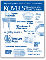 Kovels Numbers You Need To Know Special Report