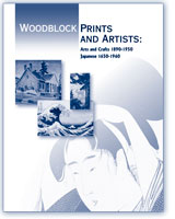 Woodblock Print and Artists: Arts and Crafts 1890-1950, Japanese 1650-1960
