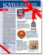Kovels on Antiques and Collectibles Newsletter